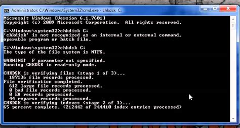 Harddisk Bad Sector how to check for bad sectors in disk