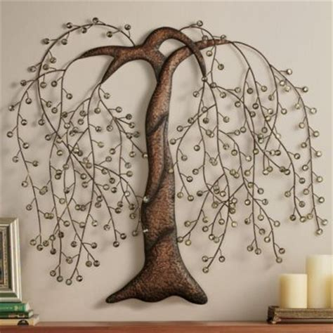 willow tree metal wall decor willow tree