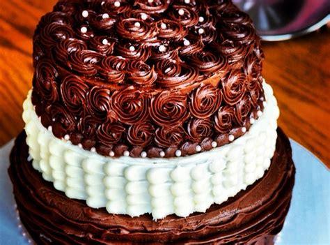 how to make a cake how to make a chocolate wedding cake recipe snapguide