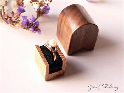 Handmade Engagement Ring Box - 17 best images about box ring on wedding ring