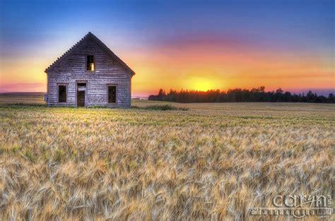 Farmhouse Kit lonely old farm house caryn esplin fine art photography