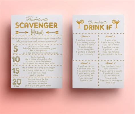 bachelorette scavenger hunt template white bachelorette template printable scavenger hunt
