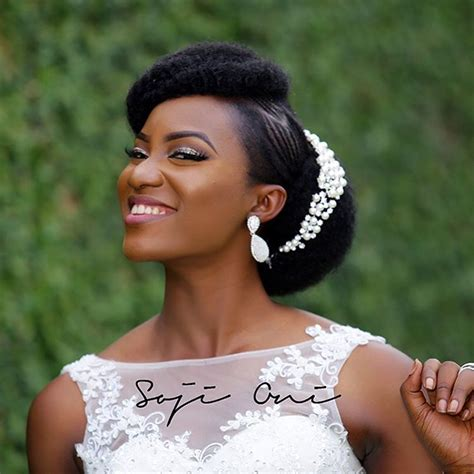 bridal hairstyles in uganda get inspired by these natural hair brides uganda