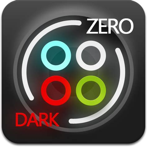 freedom design themes apk download dark zero go launcher theme apk for android by