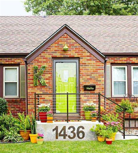 diy curb appeal 20 easy diy curb appeal ideas on a budget decorextra