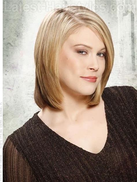 non triangle hair cuts don t want to end up with this triangular long bob