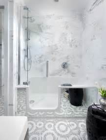 Shower To Bath Bathroom Remodeling Safe Walk In Tubs And Showers