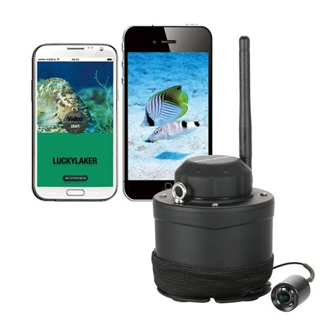 Jual Fish Finder Android by Fishersmart Wireless Underwater Fishing 80m Range