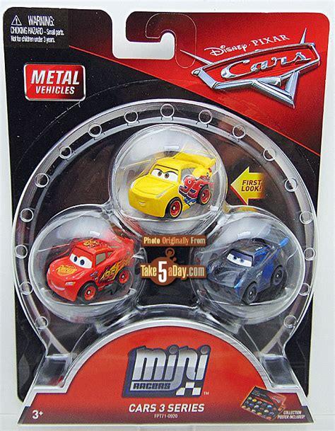 Diecast Disney Cars Mini Racer Mattel Metallic Lightning Mcqueen 28 mattel disney pixar cars 3 metal mini diecast 3 packs