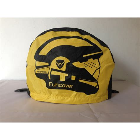Tas Motor Anti Air raincoat cover helm tas sarung anti air jas hujan helm