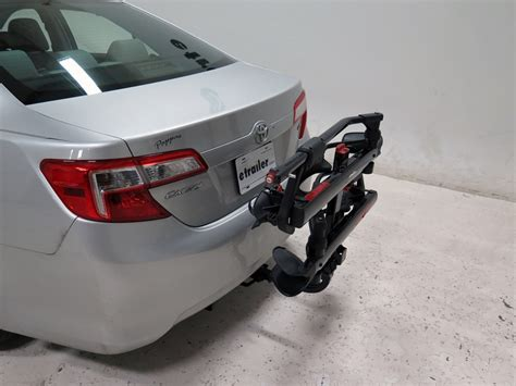 2005 toyota matrix yakima holdup 2 bike rack for 1 1 4