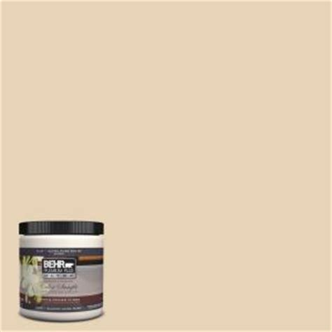 behr premium plus ultra 8 oz ul150 11 sand pearl interior exterior paint sle ul150 11 the