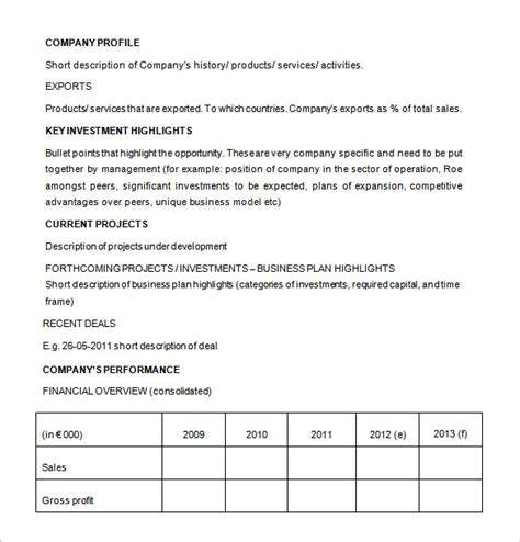 business prospectus template writing a business prospectus mfacourses887 web fc2
