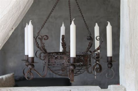 kronleuchter metall kerzen kerzen kronleuchter l 252 ster antik shabby landhaus vintage