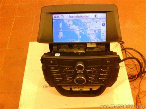 Gebraucht Motorrad Rechner by Opel Navi 800 Dvd Komplett Navigation Multimedia Rechner