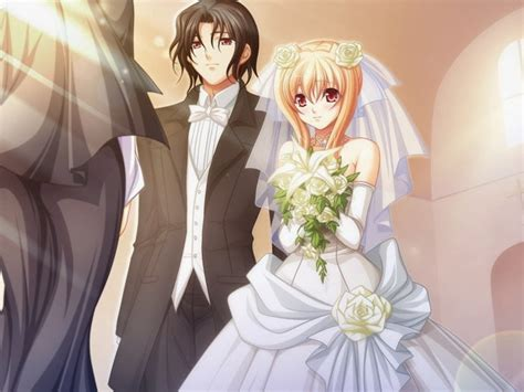 wedding anime anime world by bilder thema quot hochzeit quot