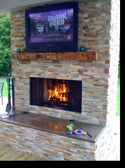 Flagstaff Fireplace the tile shop front view of flagstaff stackstone