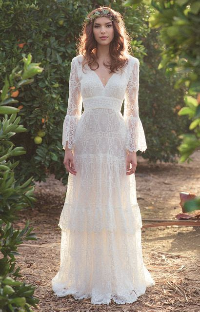 Hippie Wedding Dresses by Best 25 Hippie Wedding Dresses Ideas On Hippy