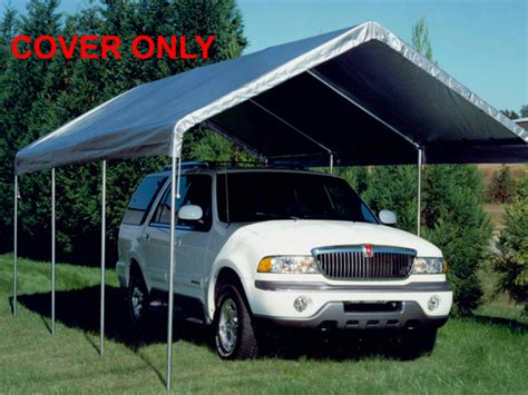 portable awnings for cing king canopy silver drawstring cover for 10 x 20 canopies