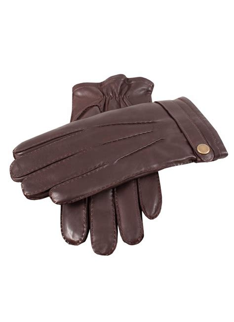 Kickers Glove Safety dents handsewn leather gloves shoes international