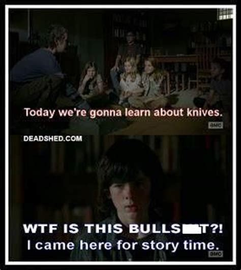 Carl Grimes Memes - carl grimes memes this would so be me more worried