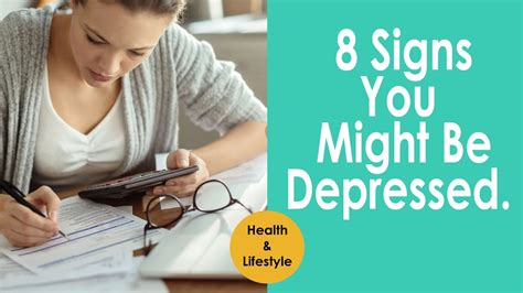 8 Signs You May Be A Hypochondriac by 8 Signs You Might Be Depressed