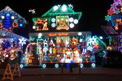 dyker heights lights 2017 lights tour in dyker heights nyc