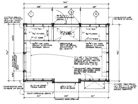woodwork plans building a storage shed pdf plans