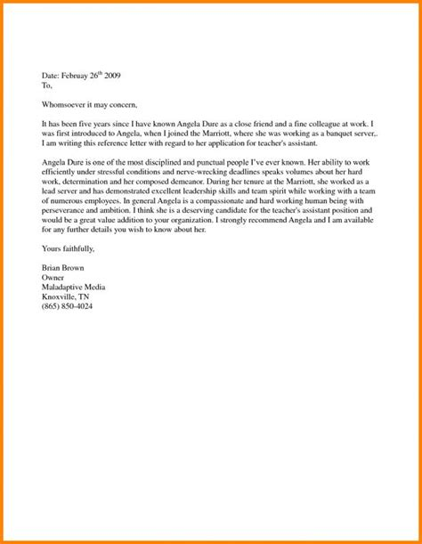 Support Letter For Immigration support letter sle for immigration template business
