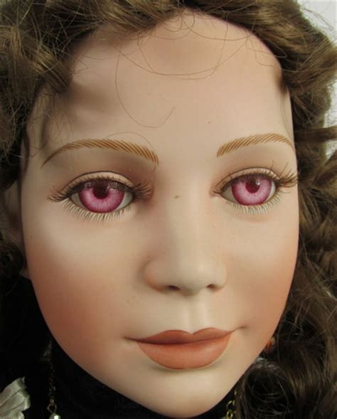34 porcelain doll 34 quot porcelain doll designer guild by thelma resch