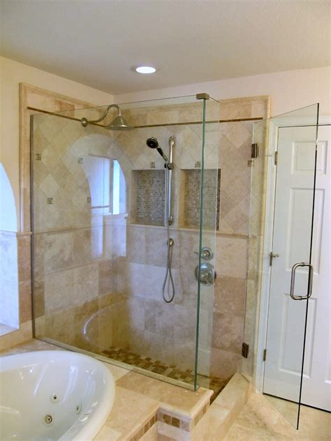 Shower Enclosures Az by Best Glass Shower Doors Arizona 2017 Chandler