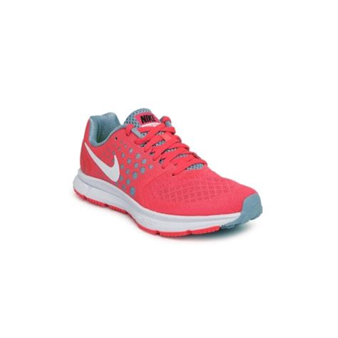 nike neon pink running shoes buy nike neon pink nike zoom span running shoes