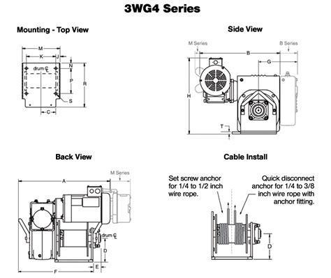 powerwinch wiring diagram wiring diagram with description