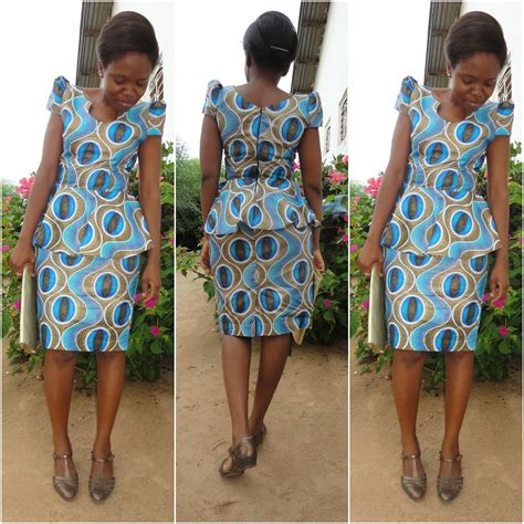 best kitenge designs for ladies 2014 violet k kibua designs kitenge peplum kitenge peplum