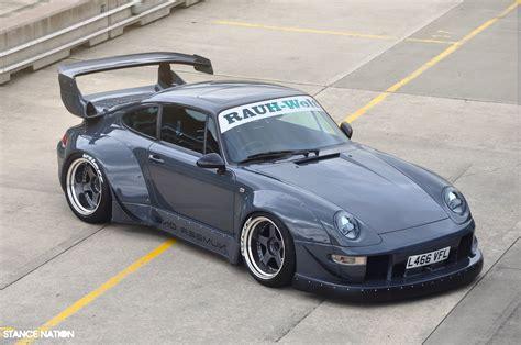 custom porsche wallpaper porsche 964 turbo custom tuning supercar race racing