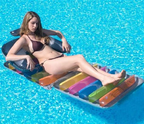 blow up pool bed online cheap pool floats for adults inflatable air water