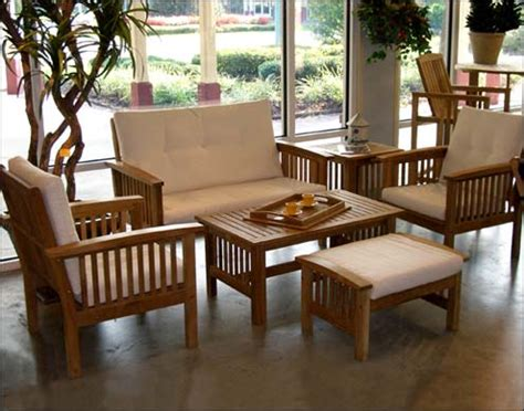 Sofa Sudut Kayu 10 inviting wooden living room furniture sets decor craze decor craze