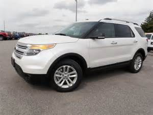 2014 ford explorer xlt awd port perry ontario new car