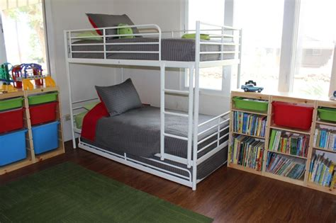 Trundle Bunk Bed Ikea Bunk Beds With Trundle Ikea Best Home Design 2018