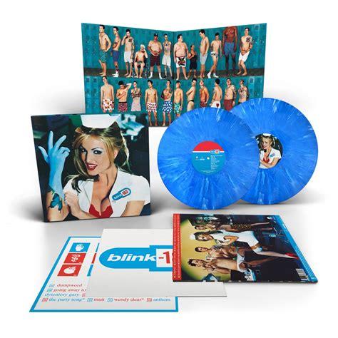 blink 182 vinyl lp blink 182 of the state blue vinyl lp