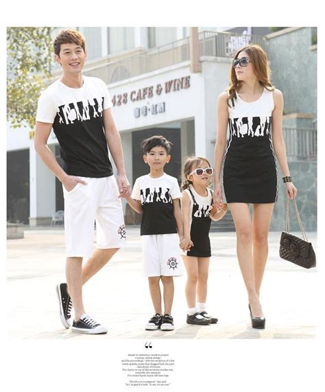 family clothes figures family matching clothes family set clothes for