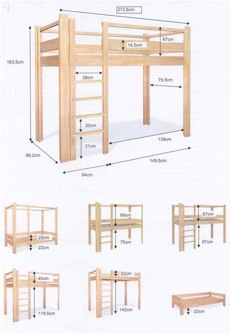 strutture letto fai da te costruire un soppalco fai da te come costruire un letto a