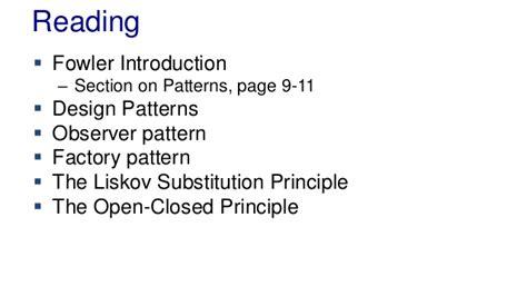 design pattern open closed principle l03 design patterns