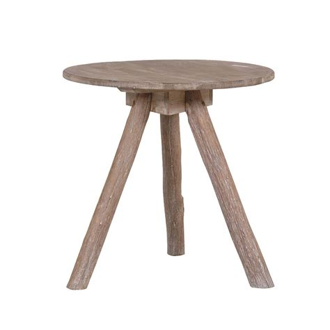 Tripod Side Table Side Tables Rustic Wooden Tripod Table