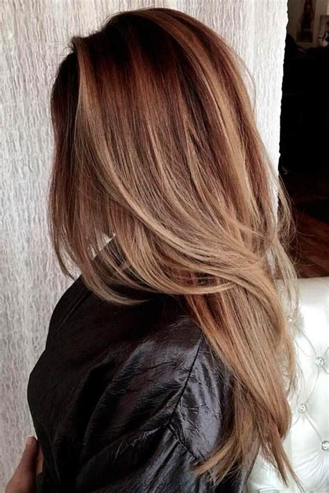 unique layered hairstyles for long hairs must try trendy