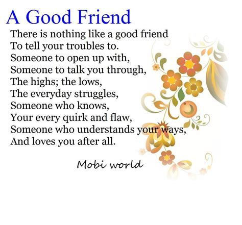 friendship poems android apps on play