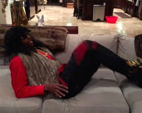 fuck your couch rick james former celtics star paul pierce dresses up as rick james