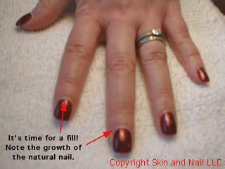 ashland oregon abbinito nail care salon acrylic silk and