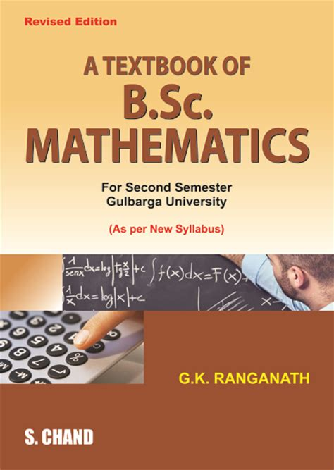 details books a textbook of b sc mathematics by g k ranganath
