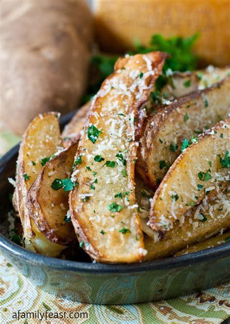 parmesan truffle fries a family feast